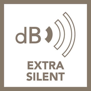 Extra silent